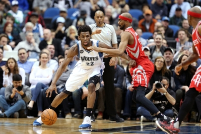 Jordan Johnson / NBAE via Getty Images
