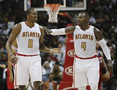 Howard Millsap Hawks