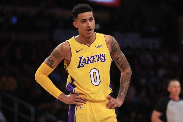 Kuzma Lakers