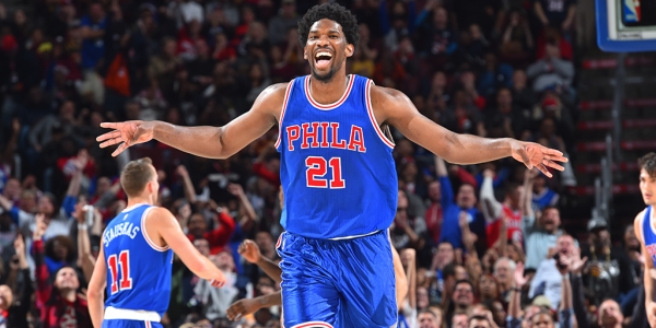 Embiid 76ers